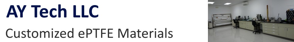 ePTFE materials